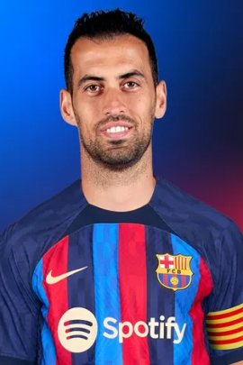photo Sergio Busquets