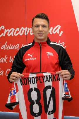 photo Evgen Konoplyanka