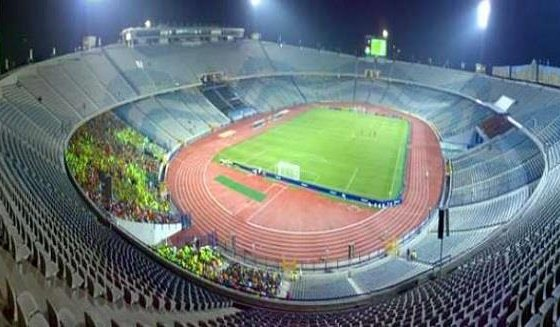 photo Cairo International Stadium