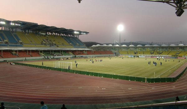photo Tancheon Sports Complex